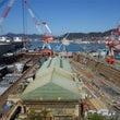 旧呉海軍工廠を訪ねて…