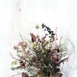 ドライフラワーの花束…