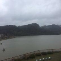 オトーサンは湖、キャ…