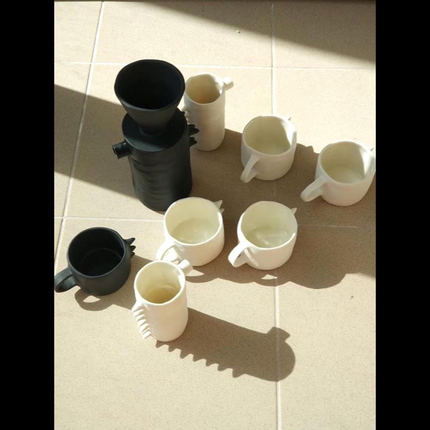 日本初の取り扱い マルタ島の女性陶芸アーティスト【Kira Ni Ceramics】4月入荷!