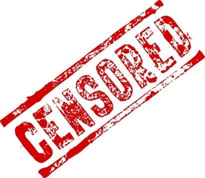 検閲   銀座の社長のブログ