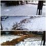 雪かきは・・