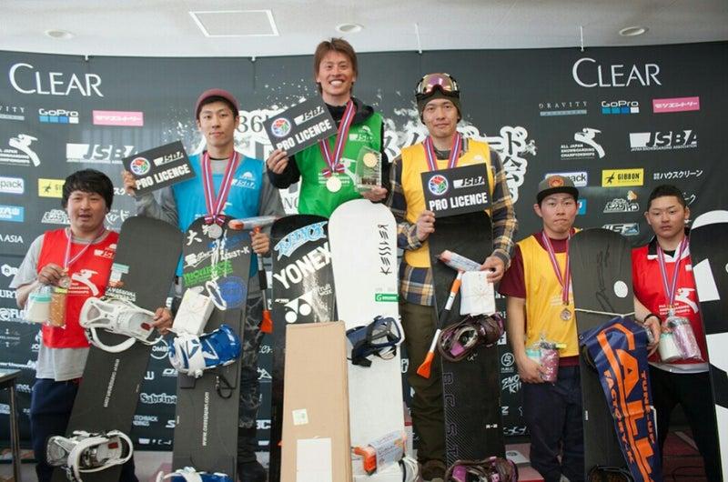 第36回全日本スノーボード選手権...