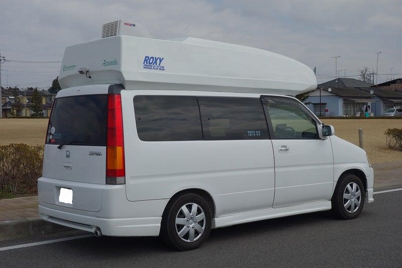 キャンピングカー テッツRV RoxyⅡ (ロキシーツー)