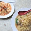 難易度高め?!地元っ子いきつけのローカル食堂「洪媽媽小吃店」@雙連