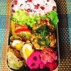 アカモク入り豆腐ハンバーグ弁当・摂食障害スタディーツアー(ハワイ)・よもぎ
