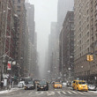ニューヨーク春分の日…