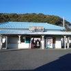 4407.東京湾口道路の実現可能性は…静かだった浜金谷駅