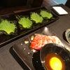柳ヶ瀬の焼肉 美富久さん と お客様ネイル紹介の画像