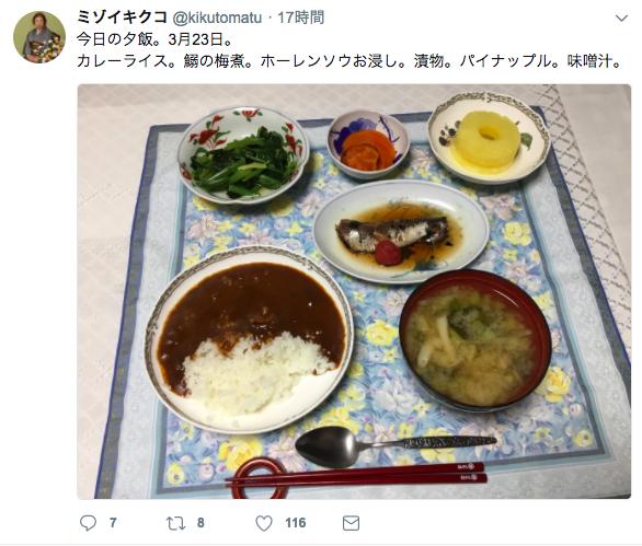 溝井 喜久子 ブログ