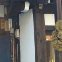 彫刻の町井波の古い町…