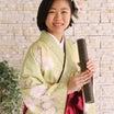 小学生さん卒業袴の後撮り撮影