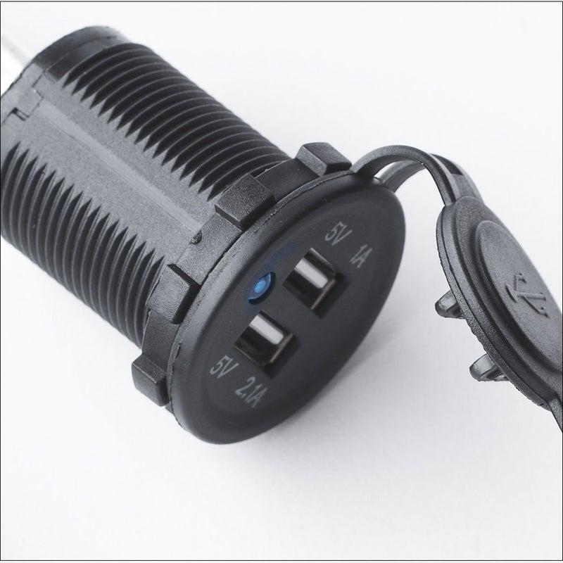 キズナけーぶる 直流一家シリーズ専用特殊ケーブル 埋込式USB電源コード