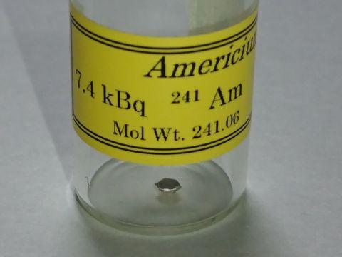 放射性元素Am241(アメリシウム)とは ...