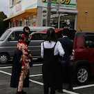 卒業おめでとう (袴の着付けありました^^)の記事より