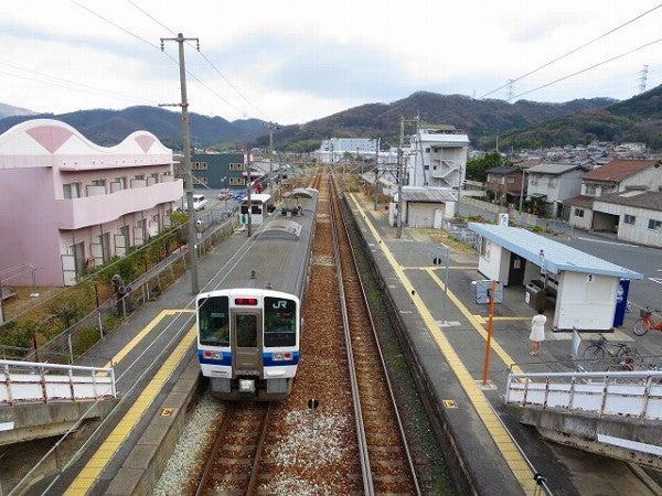 廃鉄の処女Ⅱ八浜駅コメント