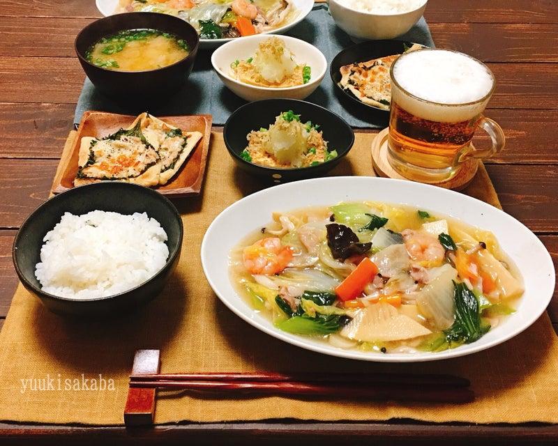八宝菜定食! | ゆうき酒場