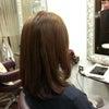SiESTAで10レベルの明るい白髪染め、Y田さん。の画像