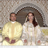 【モロッコ王室】国王&ラーラ・サルマ妃 結婚16年で離婚の報道の画像