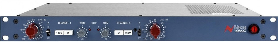 UAD-2 Neve Preamp | 音楽のブログ