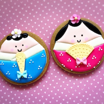アイシングクッキーのオーダーメイドもお受けしていますの記事に添付されている画像
