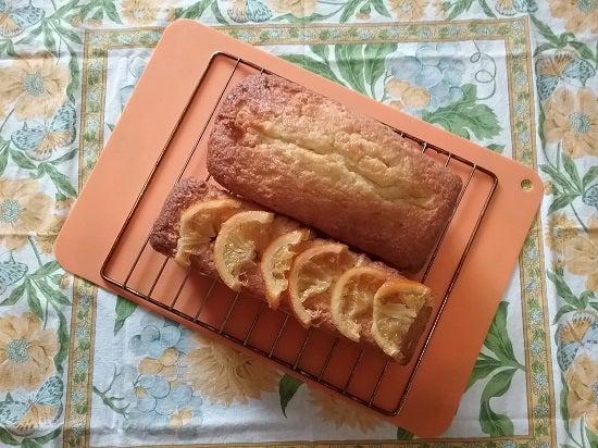 パウンドケーキ 溢れたら