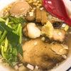 ⑤4代目松屋食堂(しおラーメン+チャーシュー+煮卵)らーめん@下総中山の画像