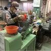 色覚チョークの工場を視察の画像