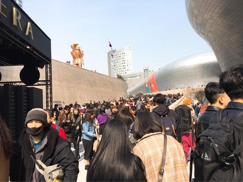 7ac18f16f3f ソウルファッションウィークに行って来ました! | カジャカジャ韓国留学 ...