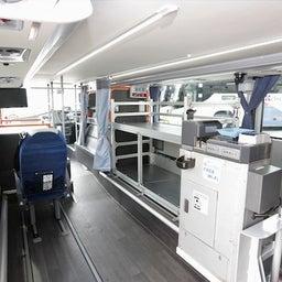 画像 京成高速バス初の2階建てバス アストロメガ part2 の記事より 2つ目