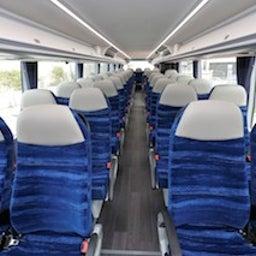 画像 京成高速バス初の2階建てバス アストロメガ part2 の記事より 1つ目
