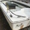 ボートの処分の画像