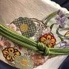 刺繍の袋帯でご来店のお客様の画像