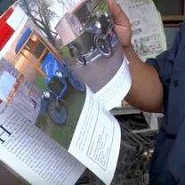 前から言ってた5・・軽トラをカスタムして、アメ車風に,ステップサイドのピックアッの記事に添付されている画像