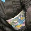 着やすい紬…の画像