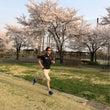 桜とジョグとロコモコ…