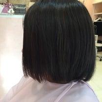 前髪エクステでプチイメチェンの記事に添付されている画像