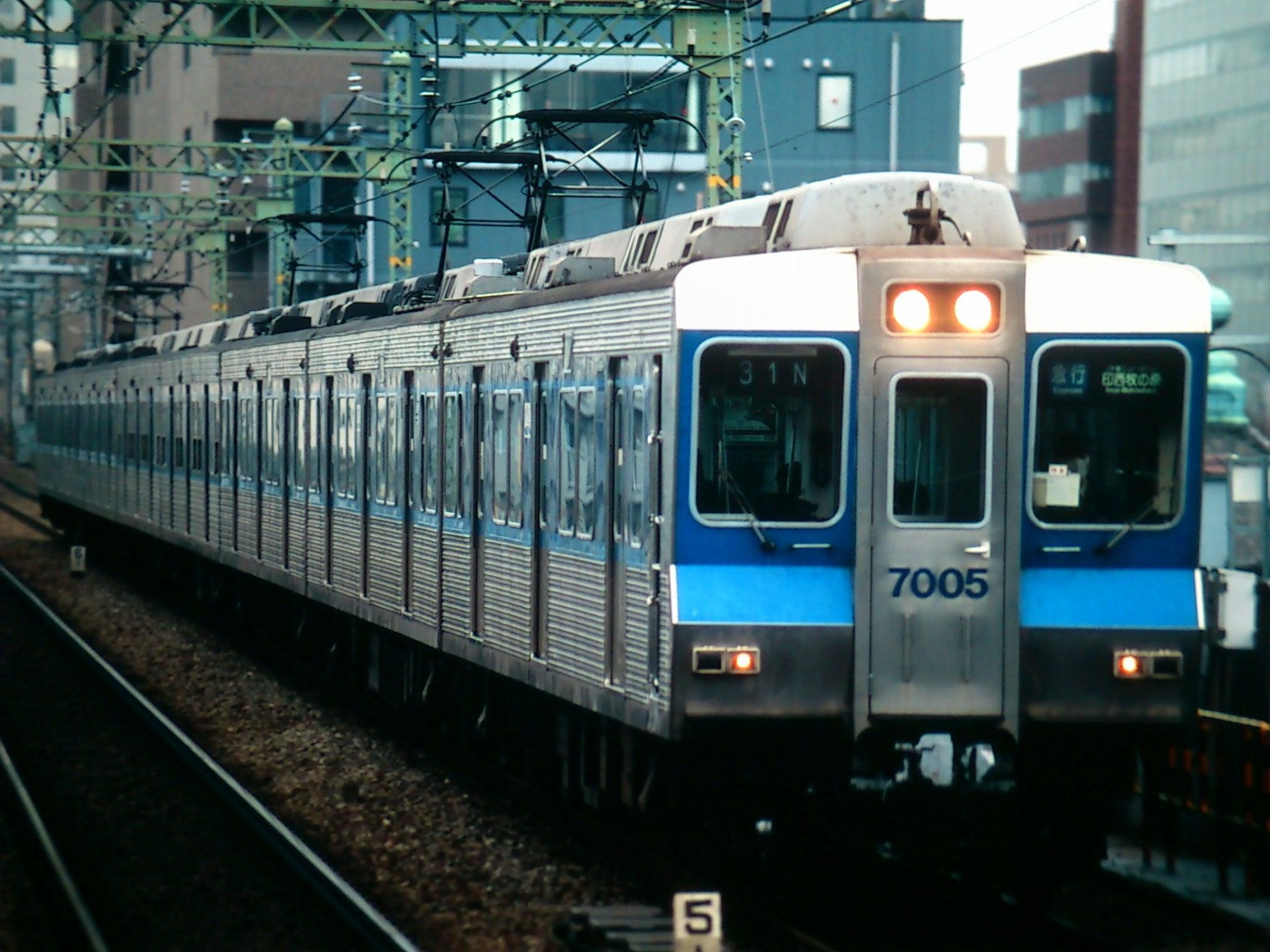 Hokuso_Railway_7000_Series