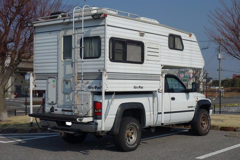 トラックキャンパー ダッジラム4WD シックスパック