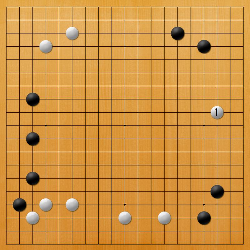 囲碁新格言シリーズ① 「「真ん中へんに打っておけ!だいたい合ってる ...