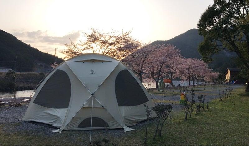 海山 キャンプ イン