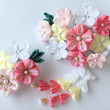 桜の成人式髪飾り②