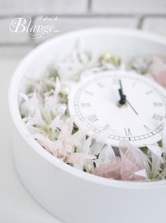 人気の花時計♡
