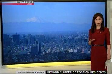 NHKに衣装提供セレクトショップAmabile