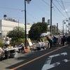 *初出店を見届けに☆青空個展@多摩川の画像