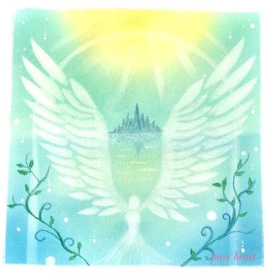 【Angel blessing 両翼の羽根 講座のご案内】の記事に添付されている画像