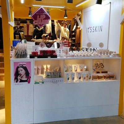 【韓国コスメ】原宿に イッツスキン店舗も登場!!の記事に添付されている画像