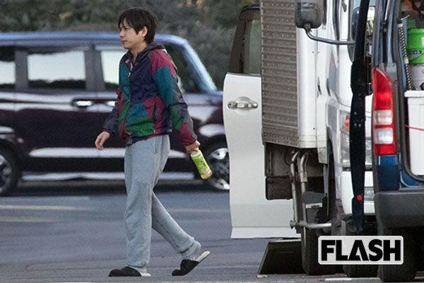 ニノちゃんの私服♥『ブラックペアン』撮影現場は日本一の忙しさ。