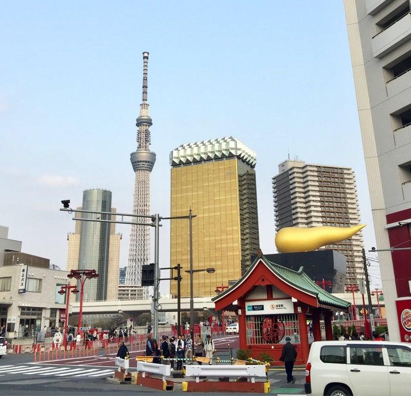 浅草駅〉鶴の湯 | 春なので、ひ...