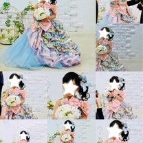 初  スタジオキャラット 行ってきました! 七五三 ドレス 親子で着物 前編の記事に添付されている画像